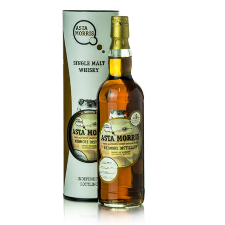 Ardmore Sherry Cask Finish