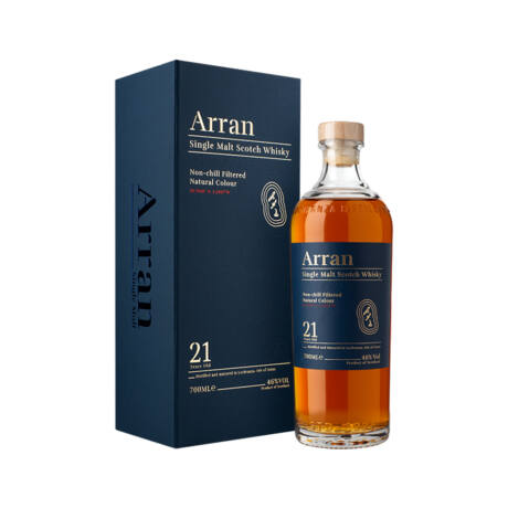 Arran 21 éves NEW EDITION