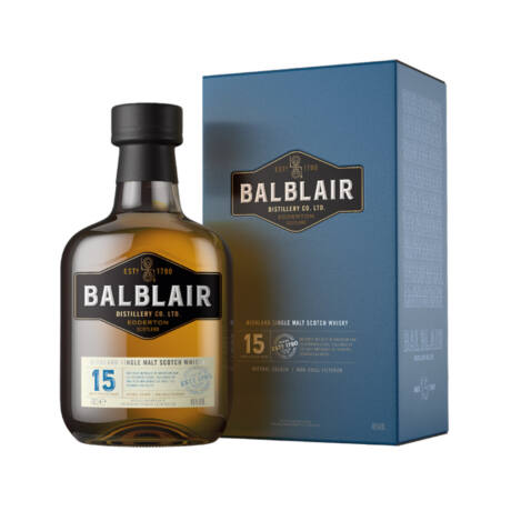 Balblair 15 éves