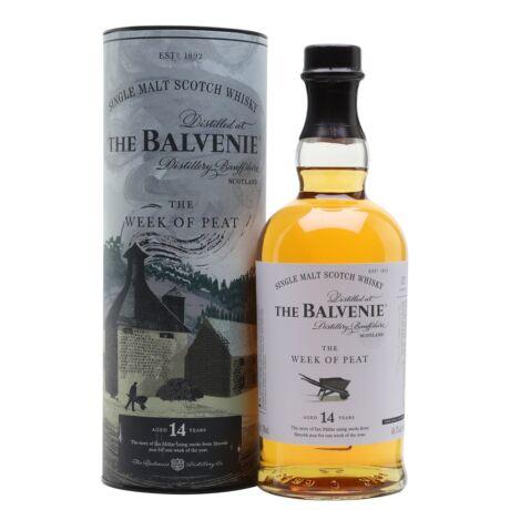 The Balvenie 14 éves The Week of Peat