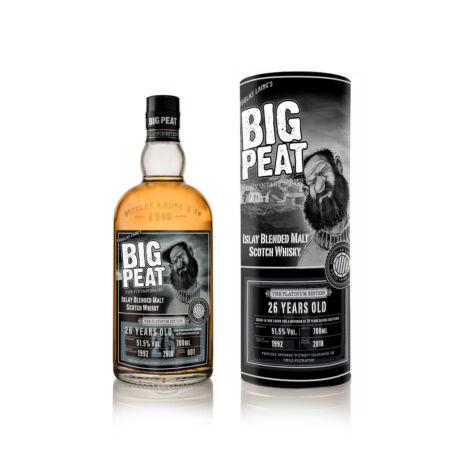 Big Peat 26 éves Platinum Edition (0,7 l, 51,5%)