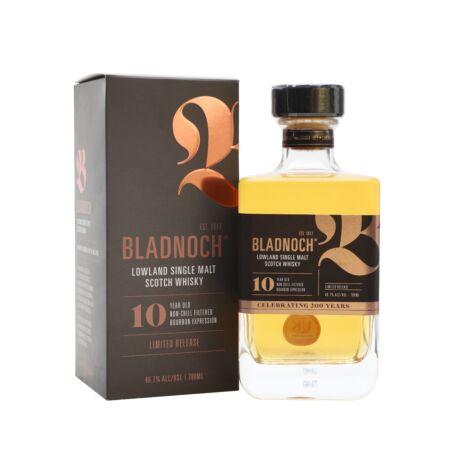 Bladnoch 10 éves Bourbon