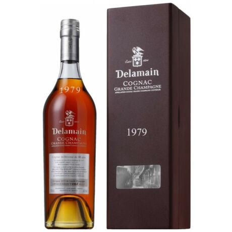 Cognac Delamain Vintage 1979