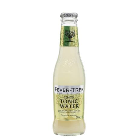Fever Tree Lemon Tonic