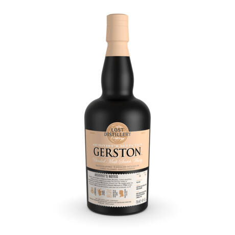Gerston Archivist Lost Distillery