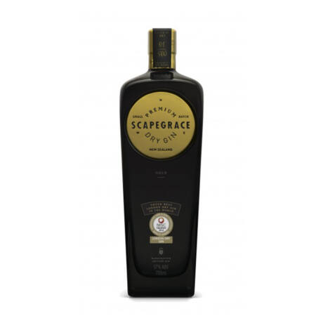Gin Scapegrace Gold