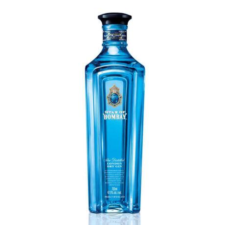 Star of Bombay Gin 0,7