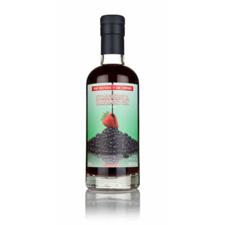 Strawberry and Balsamico Gin