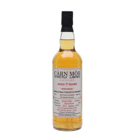 Glenrothes 2011 Carn Mór