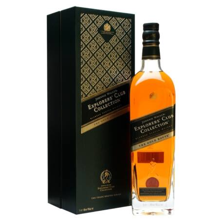 Johnnie Walker Explorer's Club Collection Gold Route