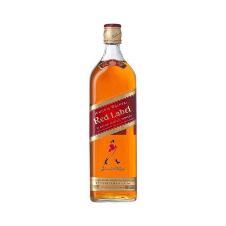 Johnnie Walker Red Label liter