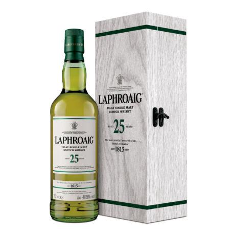 Laphroaig 25 éves