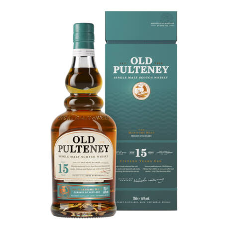 Old Pulteney 15 éves
