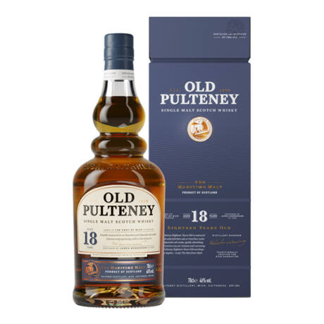 Old Pulteney 18 éves