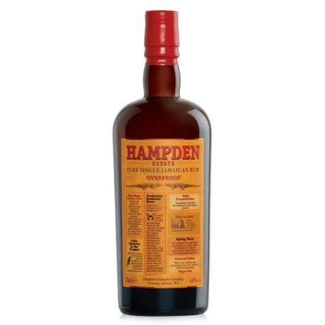 Rum Hampden Overproof