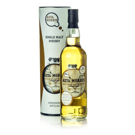 Single Orkney Malt Asta Morris