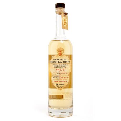 Ocho Tequila Single Barrel Anejo