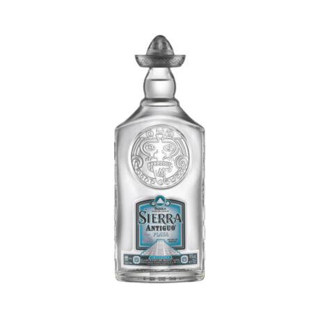 Tequila Sierra Antiguo Plata