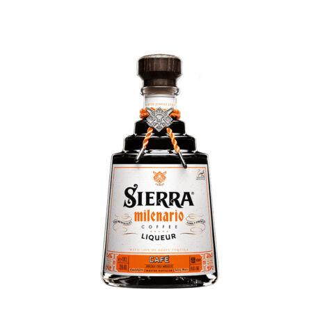 Tequila Sierra Milenario Cafe