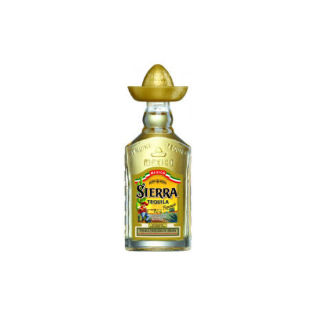 Tequila Sierra Reposado Mini