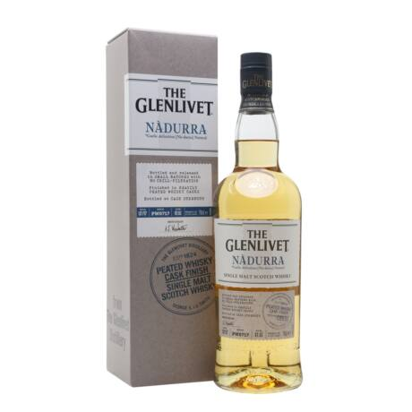 The Glenlivet Nadurra Peated