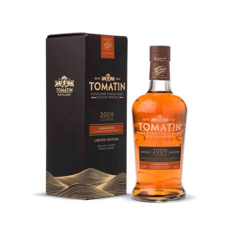 Tomatin 2009 10 éves Caribbean Rum Finish