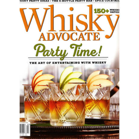 Whisky Advocate 2019 Fall