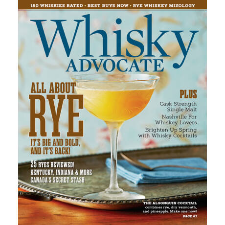 Whisky Advocate 2019 Spring