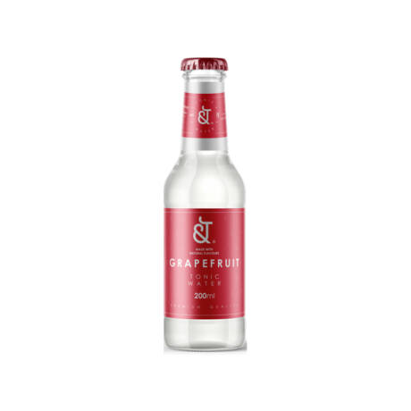 &T Grapefruit Tonic Water 0,2l