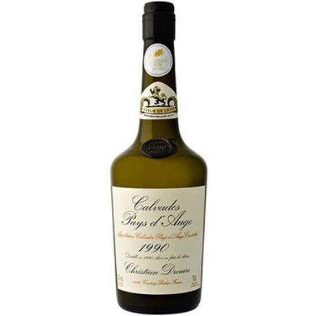 Calvados Christian Drouin 1990