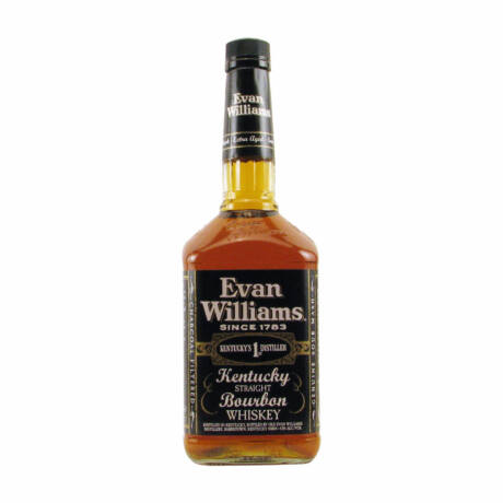 Evan Williams (1,0 l, 43%)