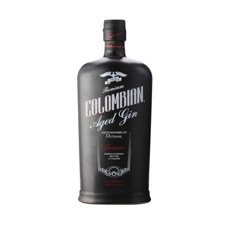 Gin Dictador Columbian Aged Black