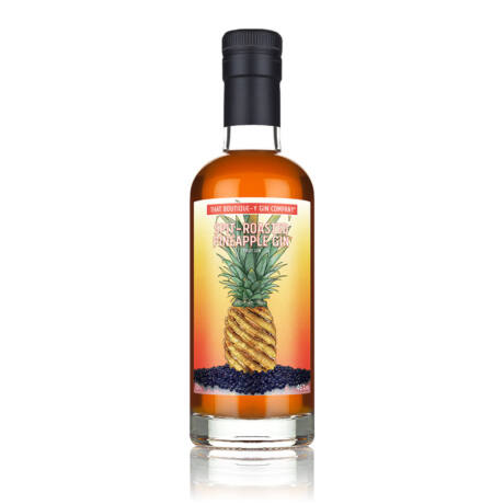 Gin That Boutique-y Spit-Roasted Pineapple