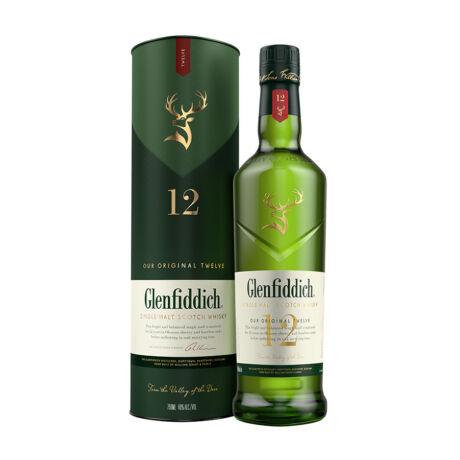 Glenfiddich 12 éves
