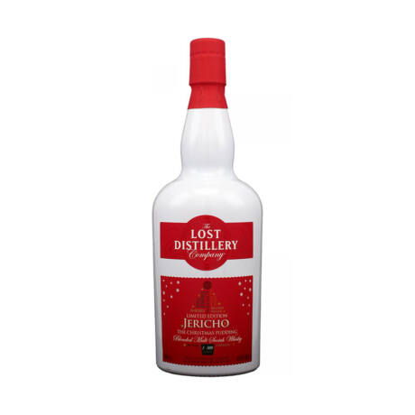 Jericho Classic Christmas Pudding Lost Distillery