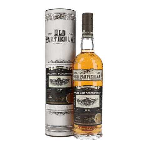 Isle of Jura 12 éves PX Sherry Elements Series, Old Paricular (0,7 l, 53,7%)