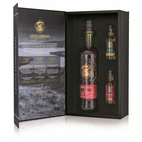 Loch Lomond 12 éves ajándékcsomag
