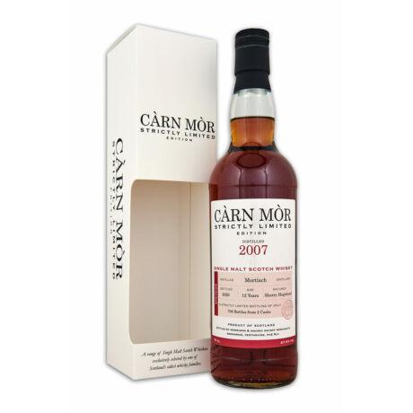 Mortlach 2007 Cárn Mór Strictly Limited