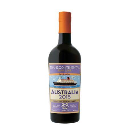 Rum Australia 2015 Transcontinental Rum Line
