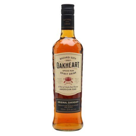 Rum Bacardi Oakheart