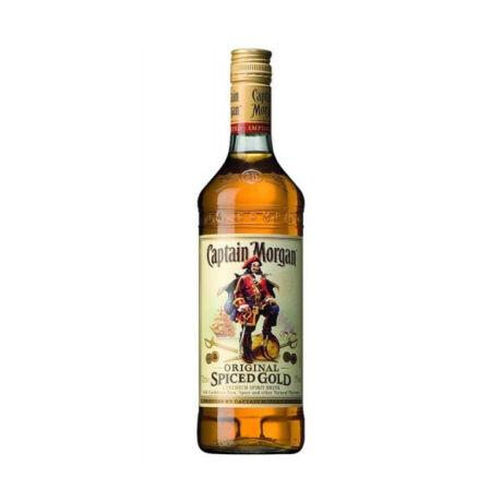 Rum Captain Morgan Spiced Gold (0,7l, 35%)