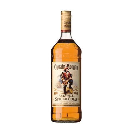 Rum Captain Morgan Spiced Gold