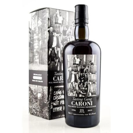 Rum Caroni 23 éves Blend Tasting Gang 2000