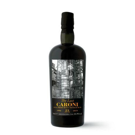 Rum Caroni Guyana 23 éves, 1996 HTR The Last