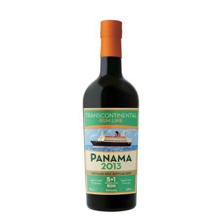 Rum Panama 2011 Transcontinental Rum Line