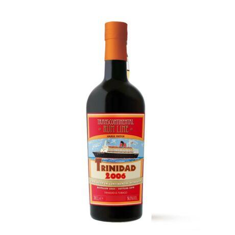 Rum Trinidad 2006 Transcontinental