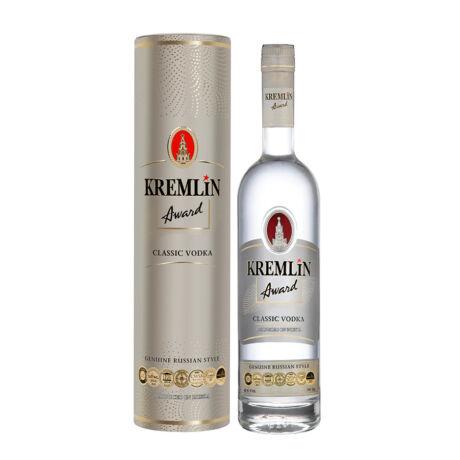 Vodka Kremlin Award Classic fémdobozban