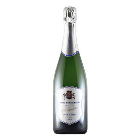 Gróf Degenfeld Furmint Sparkling Wine Methode Traditional száraz, fehér pezsgő 2016