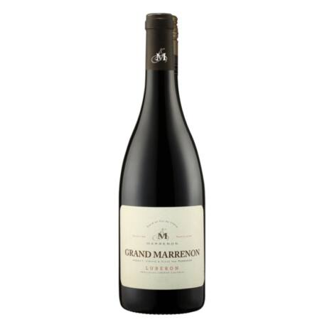 Grand Marrenon Luberon rouge 2017