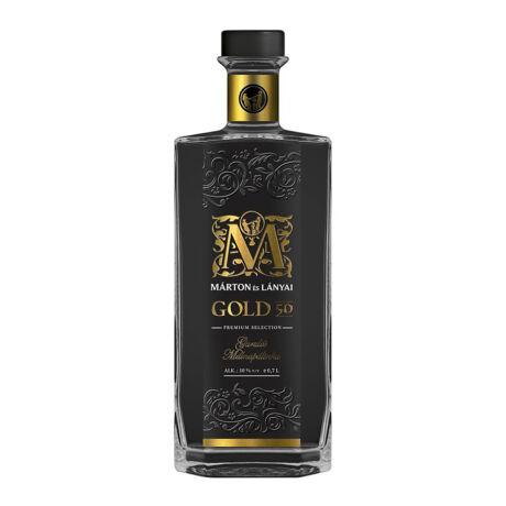 Márton és Lányai GOLD Málna pálinka